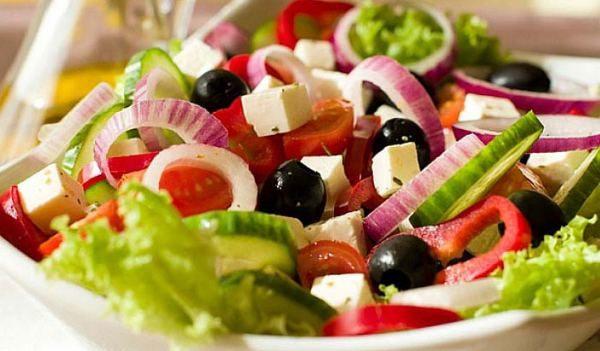 греческий салат 2