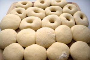 Вкусные пончики — 10 лучших и проверенных рецептов с фото и видео этап 9