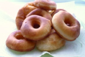 Вкусные пончики — 10 лучших и проверенных рецептов с фото и видео этап 11