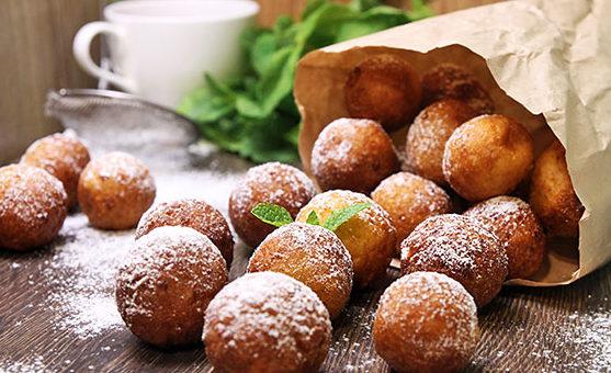 Вкусные пончики — 10 лучших и проверенных рецептов с фото и видео этап 19