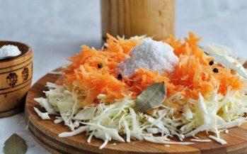Очень вкусная квашеная капуста: 7 простых способа приготовления хрустящей и сочной капусты этап 4