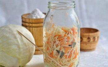 Очень вкусная квашеная капуста: 7 простых способа приготовления хрустящей и сочной капусты этап 5