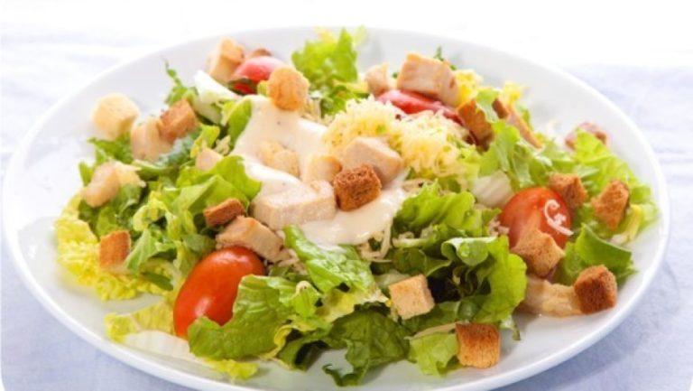 Соус салат цезарь с курицей рецепт с пошагово