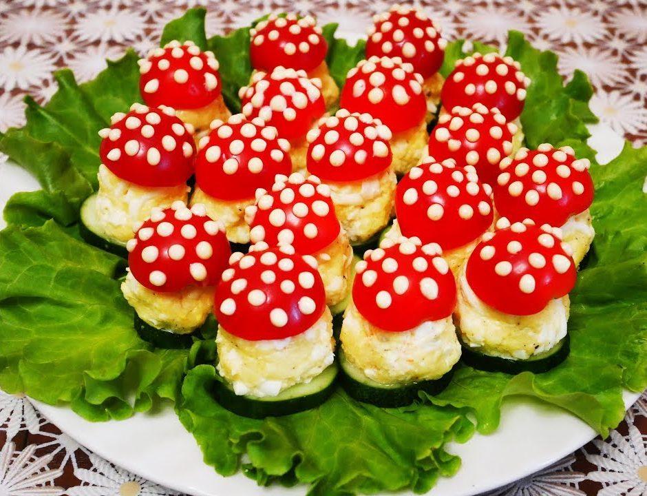 Простые и вкусные бутерброды к праздничному столу рецепты 69