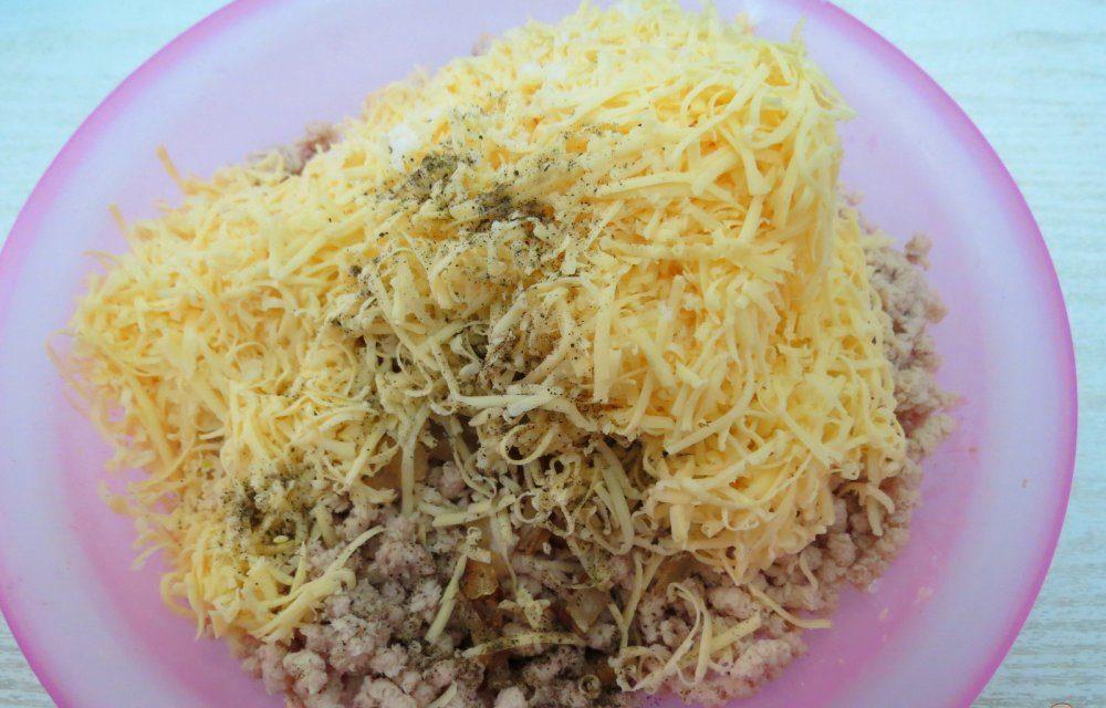 Блинчики с мясом — 9 самых вкусных рецептов фаршированных блинов этап 63