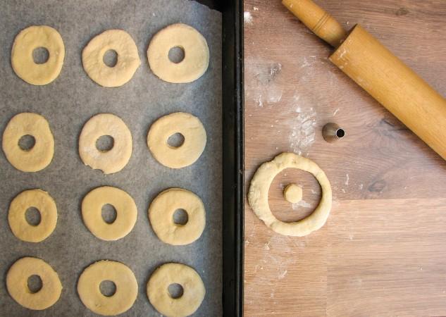 Вкусные пончики — 10 лучших и проверенных рецептов с фото и видео этап 48