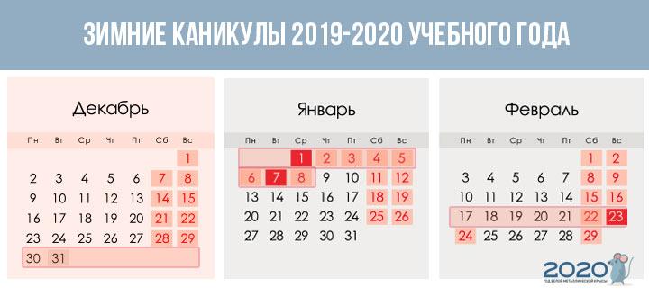 Новогодние праздники 2020. Как отдыхаем в Новый год по календарю? этап 4