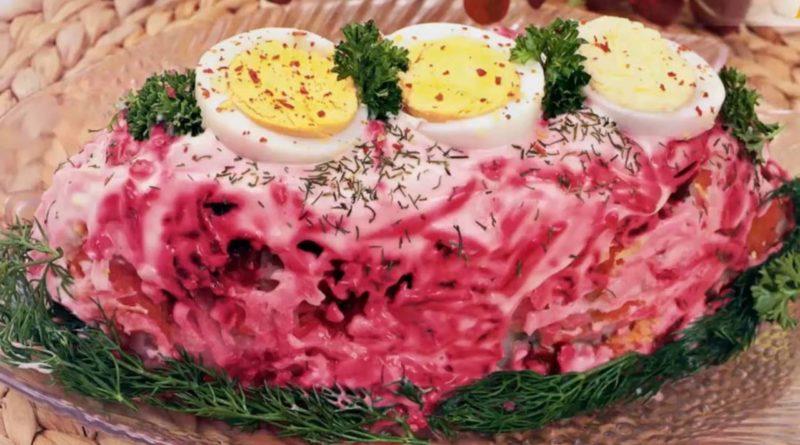 Селедка под шубой — самые лучшие и вкусные рецепты к Новому году 2020 + последовательность слоев