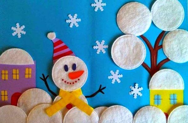 Картинки по запросу поделки для нового года в детский сад пошагово