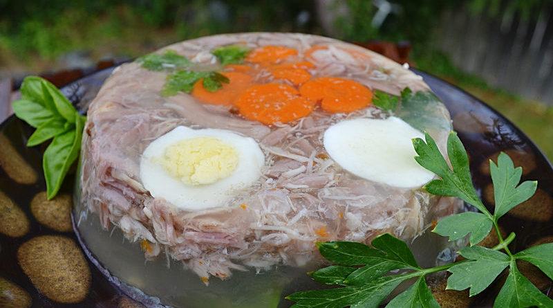 Как приготовить прозрачный холодец? Лучшие рецепты холодца из курицы