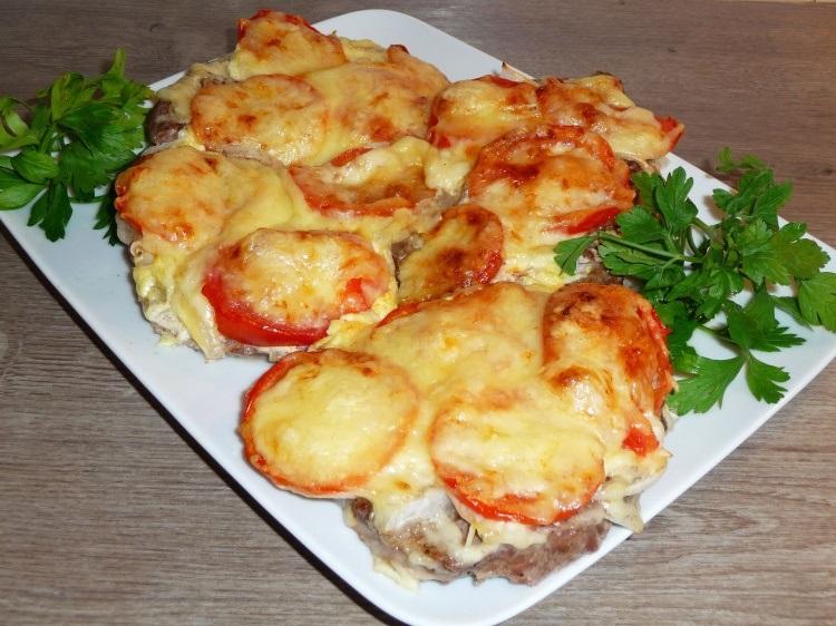 Как приготовить Картофель с мясом по-французски