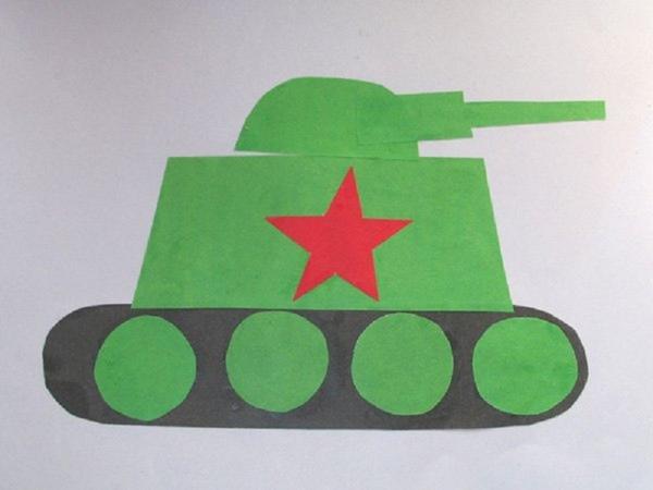Поделки на 23 февраля своими руками. Идеи детских поделок на День Защитника Отечества этап 17