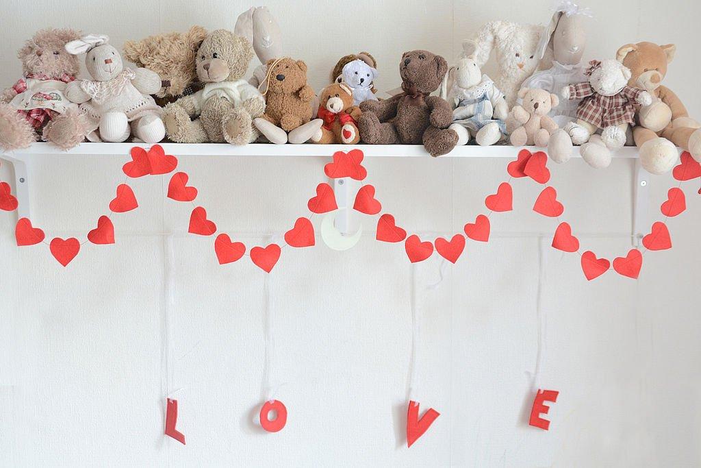 Валентинки на 14 февраля. Красивые и оригинальные сердечки ко Дню Всех Влюбленных своими руками этап 40
