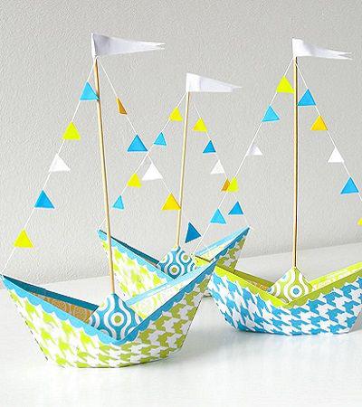 korablik-iz-bumagi-6 Сделать лодку из бумаги пошаговая инструкция. Как сделать кораблик из бумаги: пошаговая инструкция с объяснениями, схемами и иллюстрациями