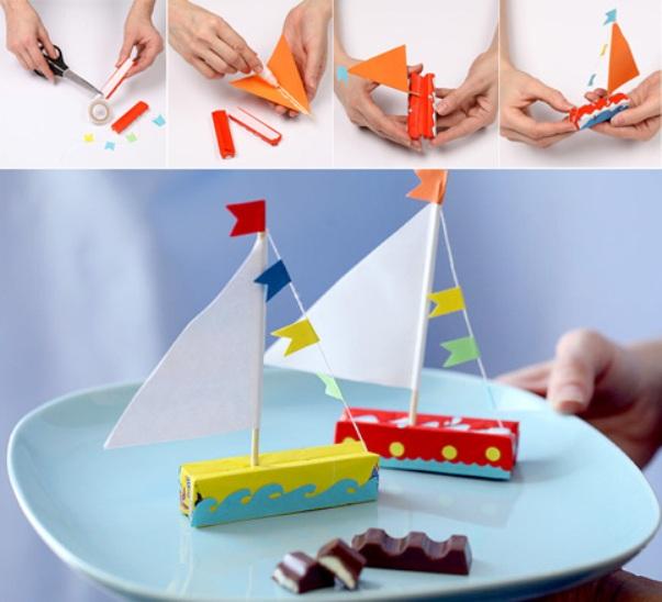 Поделки на 23 февраля своими руками. Идеи детских поделок на День Защитника Отечества этап 72