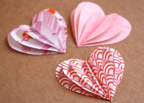 Валентинки на 14 февраля. Красивые и оригинальные сердечки ко Дню Всех Влюбленных своими руками этап 7