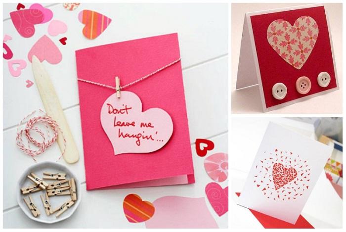 Валентинки на 14 февраля. Красивые и оригинальные сердечки ко Дню Всех Влюбленных своими руками этап 15