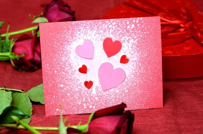 Валентинки на 14 февраля. Красивые и оригинальные сердечки ко Дню Всех Влюбленных своими руками этап 18