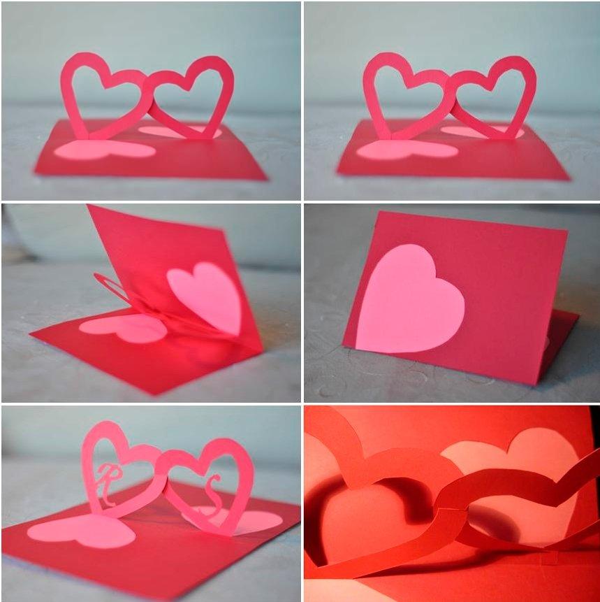 Поздравления на 14 февраля — стихи и открытки ко Дню Всех Влюбленных этап 27