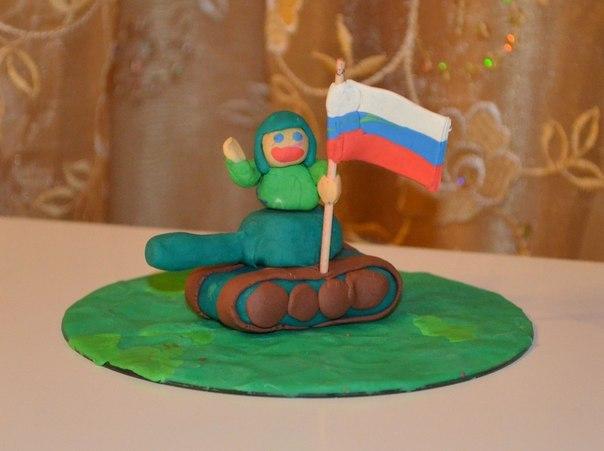 Поделки на 23 февраля своими руками. Идеи детских поделок на День Защитника Отечества этап 29