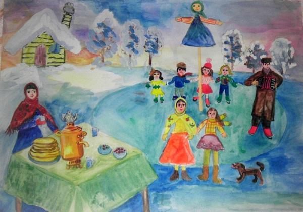 Поделки на праздник Масленица своими руками. Подборка для детей детского сада и школы этап 30