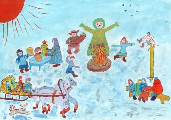 Поделки на праздник Масленица своими руками. Подборка для детей детского сада и школы этап 31