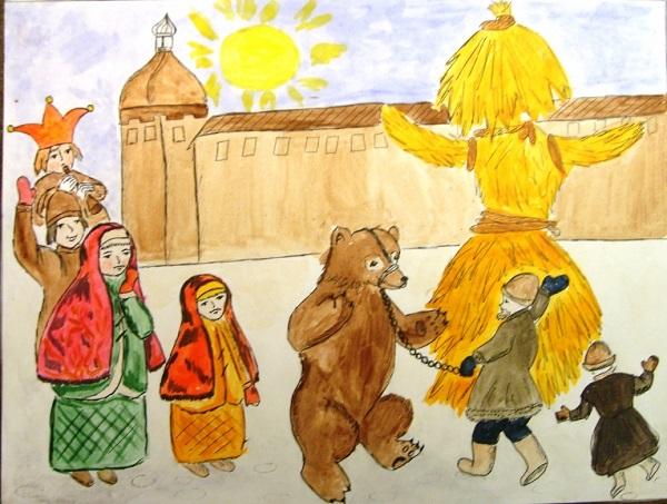 Поделки на праздник Масленица своими руками. Подборка для детей детского сада и школы этап 32