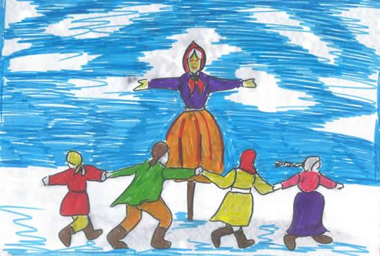 Поделки на праздник Масленица своими руками. Подборка для детей детского сада и школы этап 27