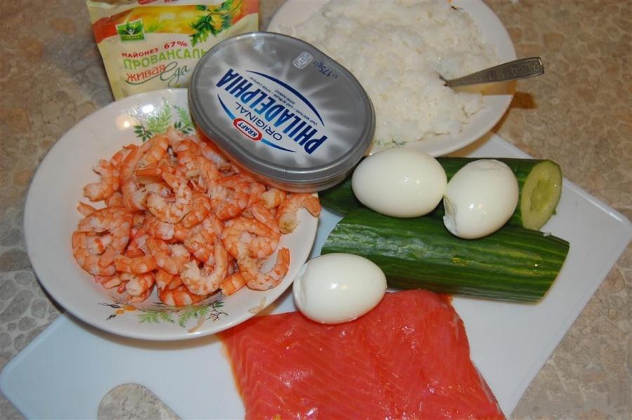 Салаты на 23 февраля: простые и недорогие рецепты праздничных салатиков этап 54