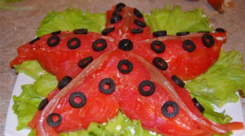 Салаты на 23 февраля: простые и недорогие рецепты праздничных салатиков этап 53