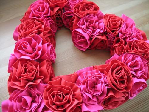 Валентинки на 14 февраля. Красивые и оригинальные сердечки ко Дню Всех Влюбленных своими руками этап 33