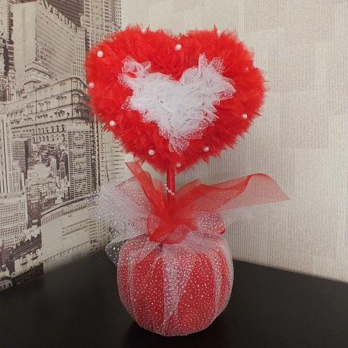 Валентинки на 14 февраля. Красивые и оригинальные сердечки ко Дню Всех Влюбленных своими руками этап 36