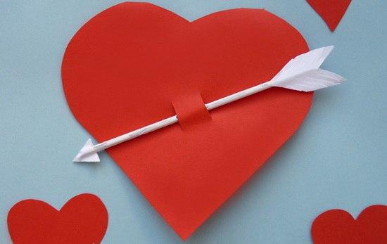 Валентинки на 14 февраля. Красивые и оригинальные сердечки ко Дню Всех Влюбленных своими руками этап 9