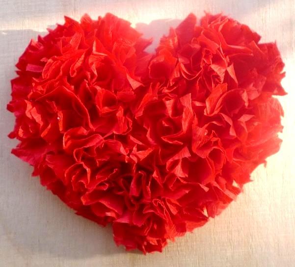 Валентинки на 14 февраля. Красивые и оригинальные сердечки ко Дню Всех Влюбленных своими руками этап 10