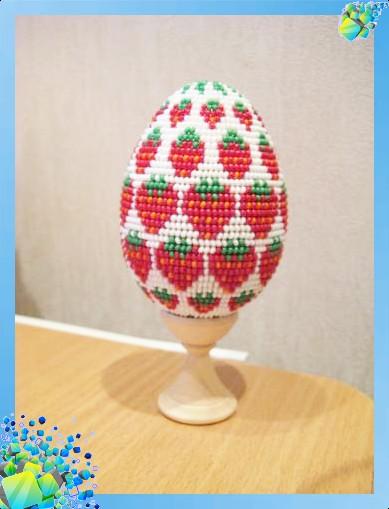 Пасхальное яйцо. Идеи поделок в форме яиц в разных техниках исполнения этап 27