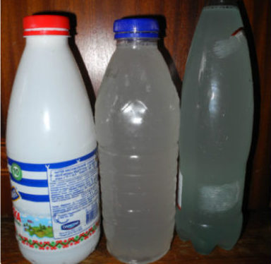 Березовый сок — рецепты консервации в домашних условиях этап 3