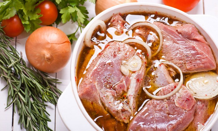 Маринад для шашлыка из свинины: 13 рецептов приготовления для мягкого и сочного мяса