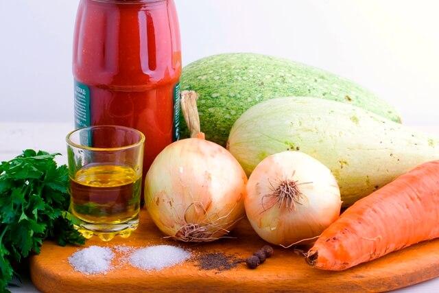 Кабачковая икра на зиму: лучшие рецепты приготовления этап 19
