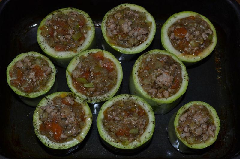 Кабачки в духовке — 8 быстрых и вкусных рецептов этап 18