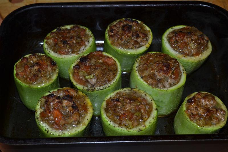 Кабачки в духовке — 8 быстрых и вкусных рецептов этап 19