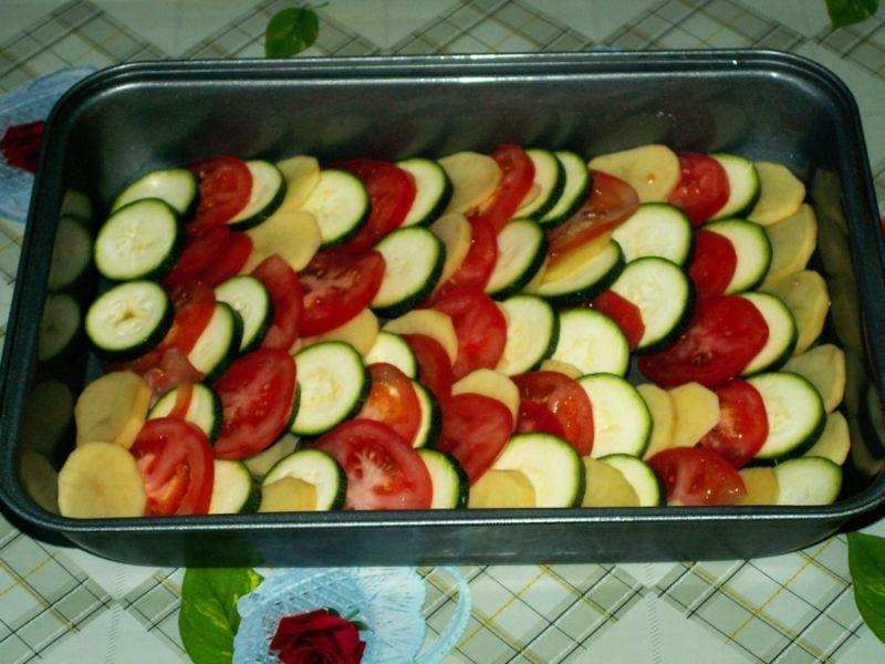 Кабачки в духовке — 8 быстрых и вкусных рецептов этап 31