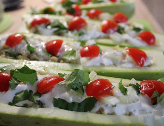 Кабачки в духовке — 8 быстрых и вкусных рецептов этап 40