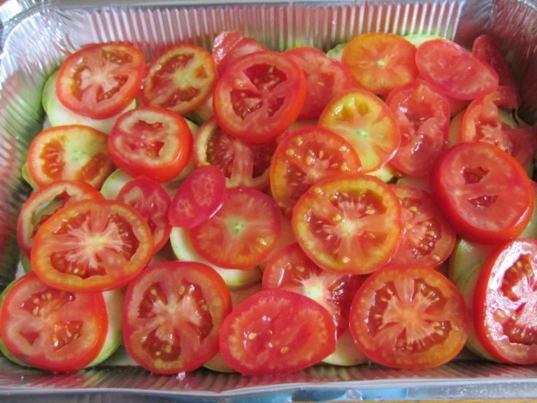 Кабачки в духовке — 8 быстрых и вкусных рецептов этап 6