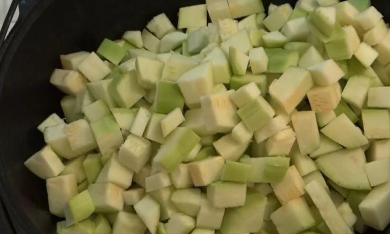 Кабачковая икра на зиму: лучшие рецепты приготовления этап 65