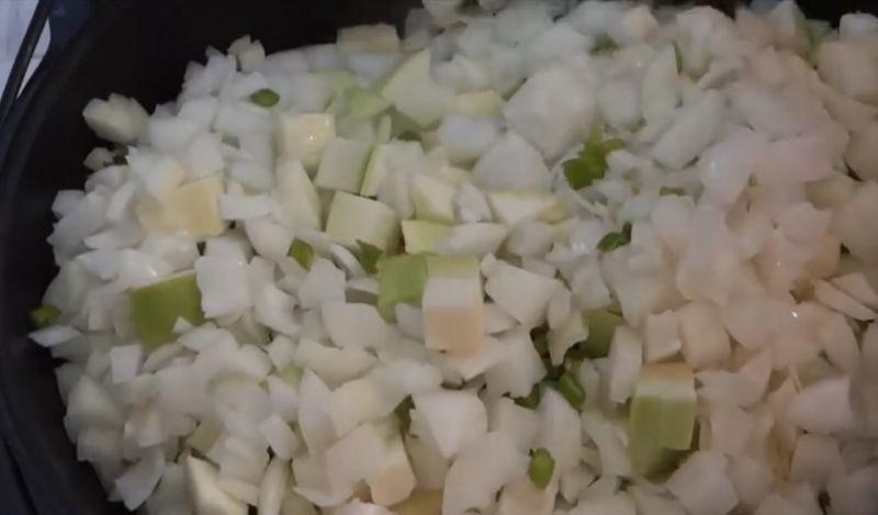 Кабачковая икра на зиму: лучшие рецепты приготовления этап 66