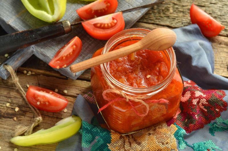 Лечо из болгарского перца на зиму по рецептам «Пальчики оближешь» этап 2