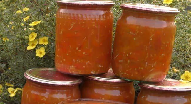 Лечо из болгарского перца на зиму по рецептам «Пальчики оближешь» этап 24