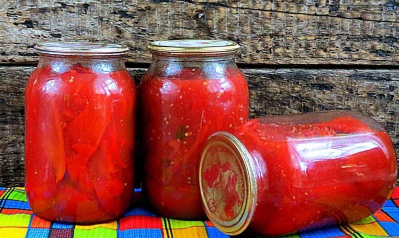 Лечо из болгарского перца на зиму по рецептам «Пальчики оближешь» этап 34
