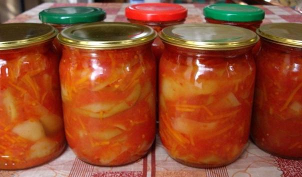 Лечо из болгарского перца на зиму по рецептам «Пальчики оближешь» этап 12
