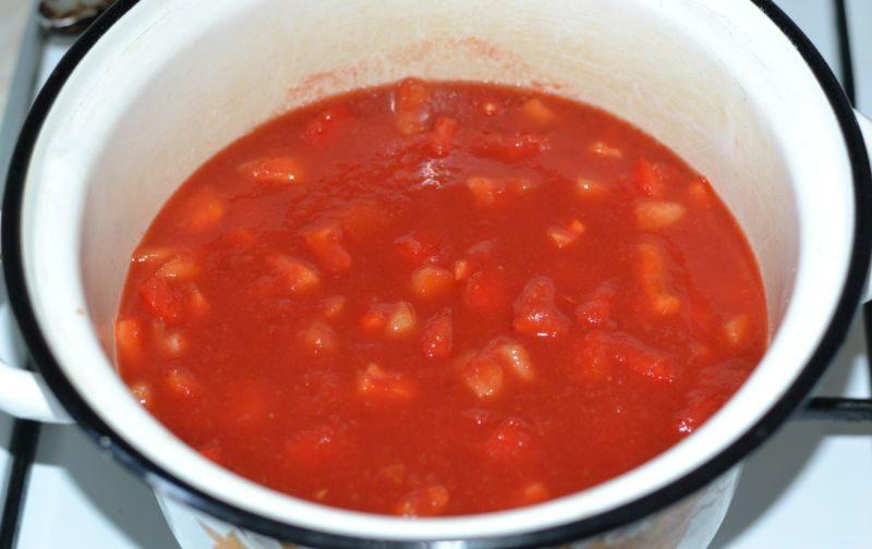 Лечо из болгарского перца на зиму по рецептам «Пальчики оближешь» этап 42